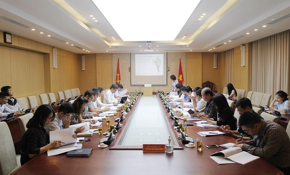 Thẩm định Nhiệm vụ quy hoạch chung Khu kinh tế Phú Quốc