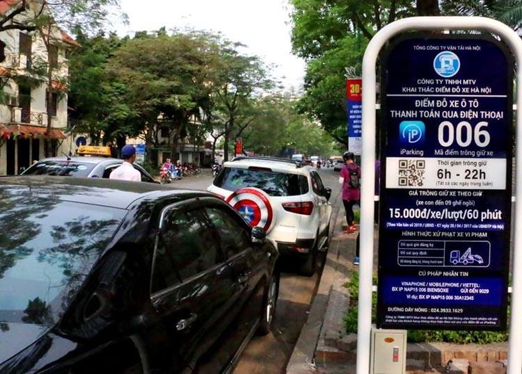 giao thông Hà Nội