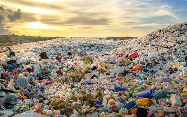 Rác thải nhựa không được phân loại và tái chế sẽ đe dọa môi trường sống.